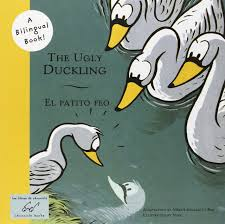 the ugly duckling el patito feo bilingual fairy tales mercè