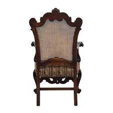 Antique Accent Chair 89 Antique Accent Chair With Caning Back Chairs