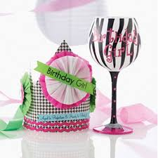 wine glass birthday cool glass design for personality gift ideas zebra wine glass by