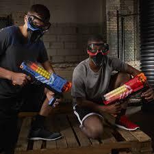 nerf rival artemis xvii 3000 blaster blue toys