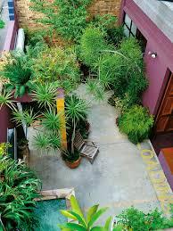 Creative Landscaping Ideas Garden Design Ideas With Pebbles At Creative Gardening For Small