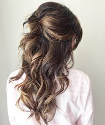 messy curls down bridesmaid hairstyles brittany hairstyles
