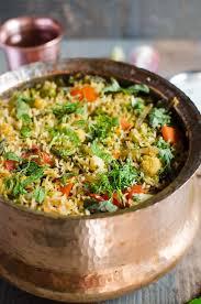biryani cuisine one pot veg biryani healthy vegan gf what u eat