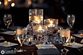 Vases With Floating Candles Floating Candle Centerpieces Weddingbee