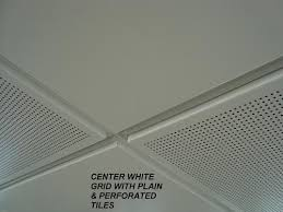 Metal Ceiling Tiles by Techno T Grid U0026 Techno Acoustic Metal Ceiling Tiles Manufacturer