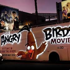 sony pictures u201cthe angry birds movie u201d rapport