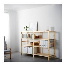 Desktop Bookshelf Ikea Ivar System Combinations U0026 All Parts Ikea