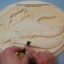 Free Wood Carving Patterns Downloads by Canada Goose Free Relief Wood Carving Project U2013 Classic Carving
