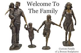 Home Sculptures Custom Bronze Sculptures U0026 Fountains Custom Bronze Statues