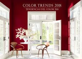 benjamin moore reveals u201ccaliente af 290 u201d as its color of the year