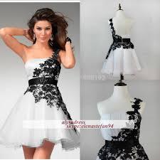 black and white girls dresses cocktail dresses 2016