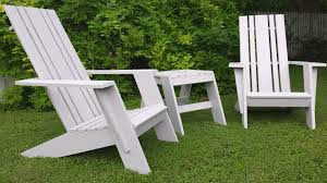 contemporary adirondack chair plans contemporary adirondack chair