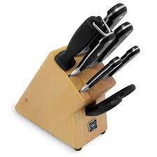 wusthof classic 8 piece knife block set