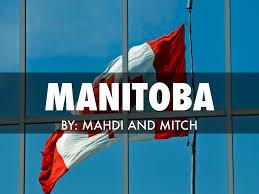 Manitoba Flag Manitoba By Mahdi Young