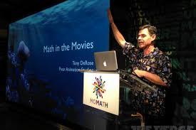 Pixars Pixar U0027s Senior Scientist Explains How Math Makes The Movies And