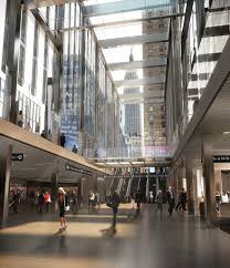 penn station u0027s 3b renovation plans revealed curbed ny