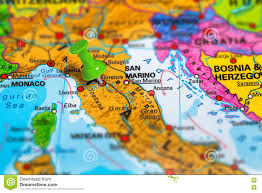 Map Of Genoa Italy by Florence Italy Map Stock Photo Image 80955903
