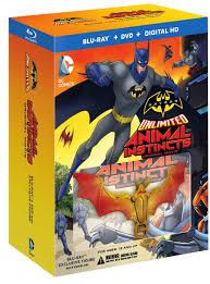 batman unlimited animal instincts u0027 now on blu ray animation