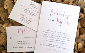 casual wedding invitations best wording for wedding invitations the basics weddingood