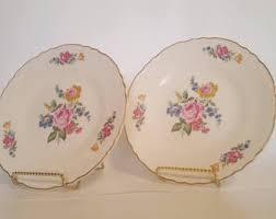 antique plates etsy