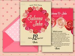 Wedding Invitation Card Format In 31 Invitation Card Templates Free Psd Ai Eps Format Download