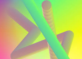Cmyk Spectrum Showcase Of Creative Designs Made With Vibrant Gradients
