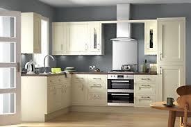 ivory kitchen ideas cooke lewis carisbrooke ivory framed diy at b q
