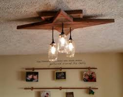 Farmhouse Ceiling Light Fixtures Farmhouse Lighting Etsy