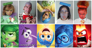 inside out costumes our inside out family costumes