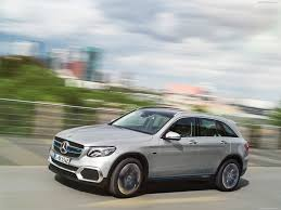 mercedes benz glc f cell concept 2017 pictures information