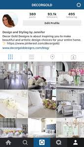 how to grow your instagram account decor gold designs