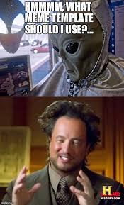 Aliens Guy Meme Generator - ancient aliens guy imgflip