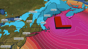 Weather Map New York by Winter Storm Orson Undergoes Bombogenesis Second Such Storm In