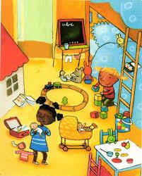 vocabulaire de la chambre maternelle 13 langage