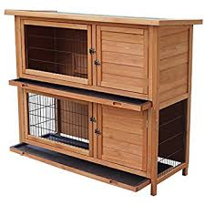 Get In Touch For Hutch Amazon Com Ecoflex Indoor Rabbit Hutch Garden U0026 Outdoor