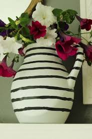 Hand Painted Vase Diy Hand Painted Flower Vase U2013 A Fast And Easy Project