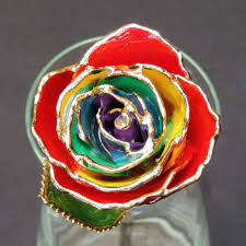 gold dipped roses gold dipped rainbow kremp