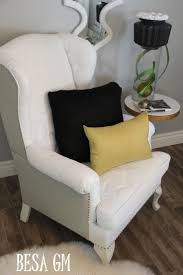 White Leather Wingback Chair 424 Best Wingback Chairs Images On Pinterest Wingback Chair