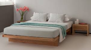 Platform Bed Uk Kyoto Japanese Style Bed Low Beds Bed Company