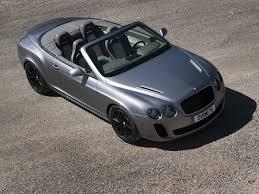 satin black bentley bentley continental supersports convertible 2011 pictures