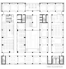Target Center Floor Plan by Gallery Of Tobb Etü Technology Center A Architectural Design 13