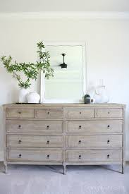 Bedroom Dresser Large Bedroom Dresser Light Wood Chest Of Drawers Restoration