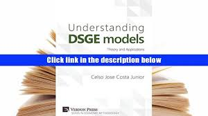 read online understanding dsge models theory and applications