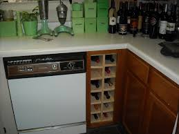 furniture sectional kitchen featured corner wine storage cabinet