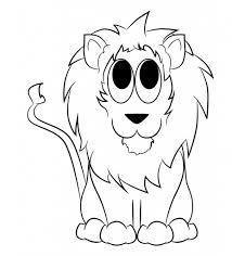 cartoon drawings lions draw cartoons lion drawing
