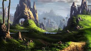 free wallpaper 1920x1080 fantasy landscape wallpaper 1920x1080 download free amazing