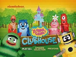 yo gabba gabba clubhouse dvd talk review dvd video