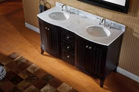 Virtu Bathroom Accessories by Virtu Usa Khaleesi 60 Double Bathroom Vanity Set In Espresso