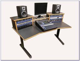 recording studio workstation desk recording studio workstation desk plans desk home design ideas