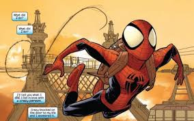 ultimate spider man influence marvel movie den